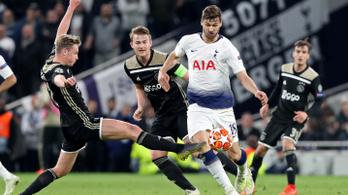Pochettino: Nem tudtunk mit kezdeni az Ajaxszal