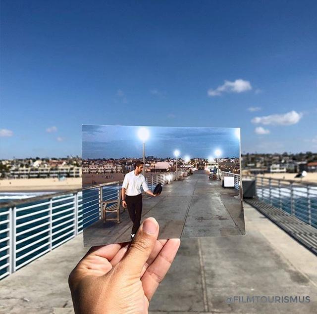 Kaliforniai álom, amely a Hermosa Beach mólóján is forgott