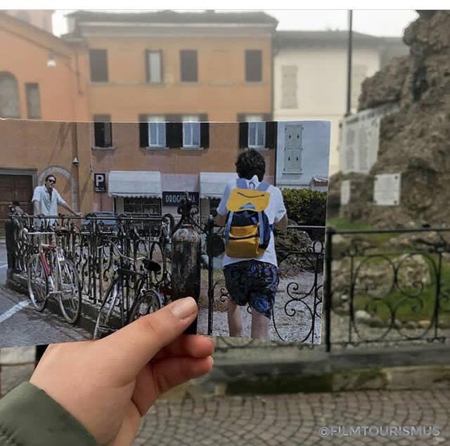 A romantikus Lombardia egyik kisvárosába kalauzol el minket a Szólíts a neveden