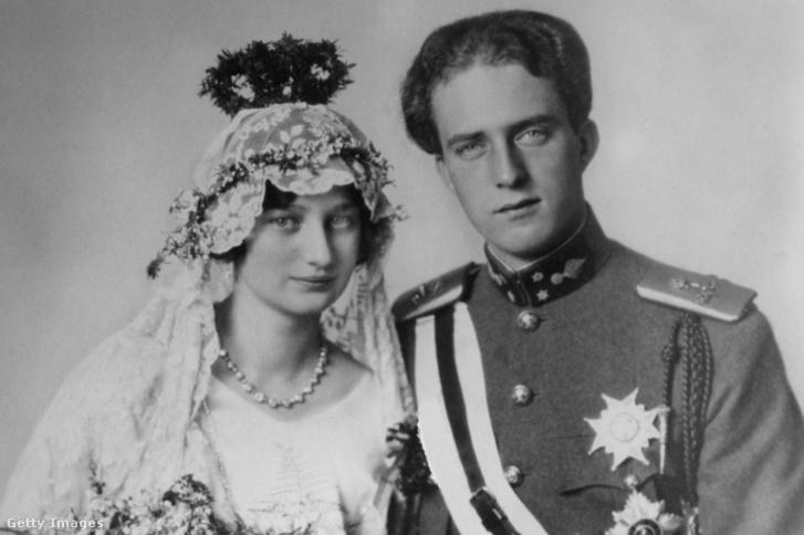 III. Lipót és Astrid Marry