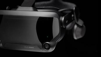 Saját VR-kütyüket mutatott be a Valve