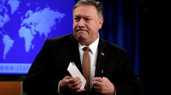Pompeo: az USA kész a katonai beavatkozásra Venezuelában