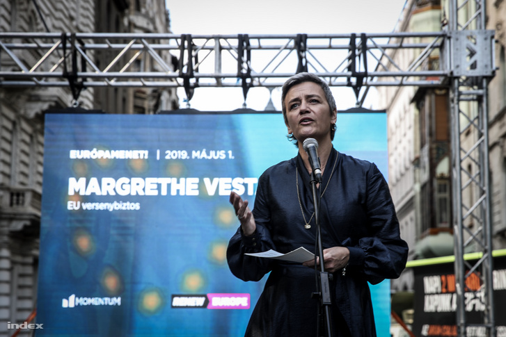 Margethe Vestager