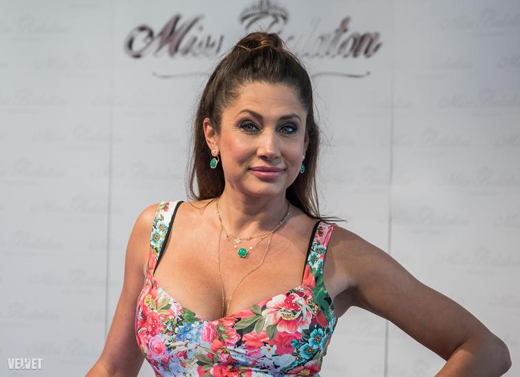 Horváth Éva 1998 óta ismert, akkor nyerte meg a Miss World Hungaryt.