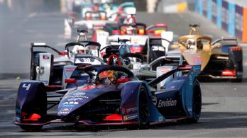 Budapesten is lehet Formula-E futam