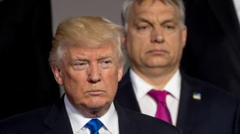 Májusban fogadhatja Orbánt az amerikai elnök