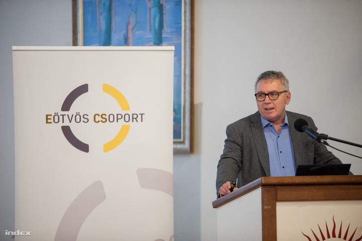 Spéder Zsolt demográfus, egyetemi tanár, a KSH Népességtudományi Kutatóintézetének igazgatója