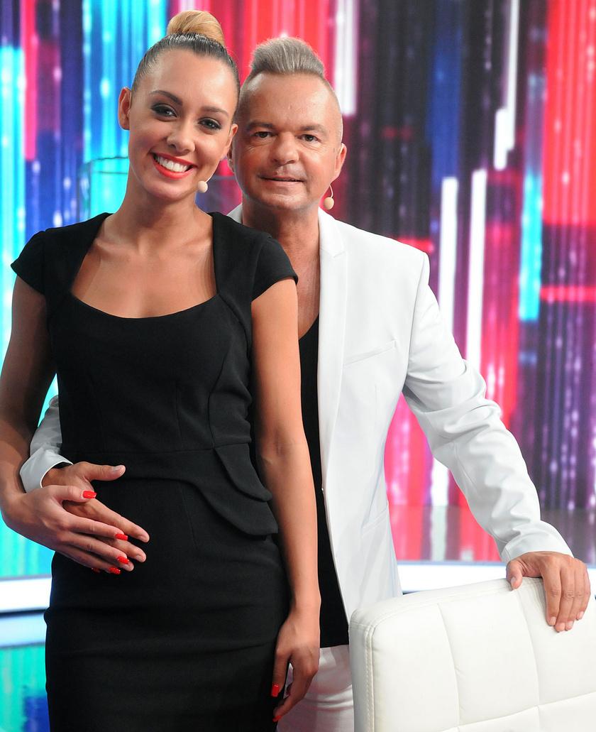Cooky és Debóra 2017 szeptemberében, a TV2 Drágám, add az életed! című vetélkedőjében.