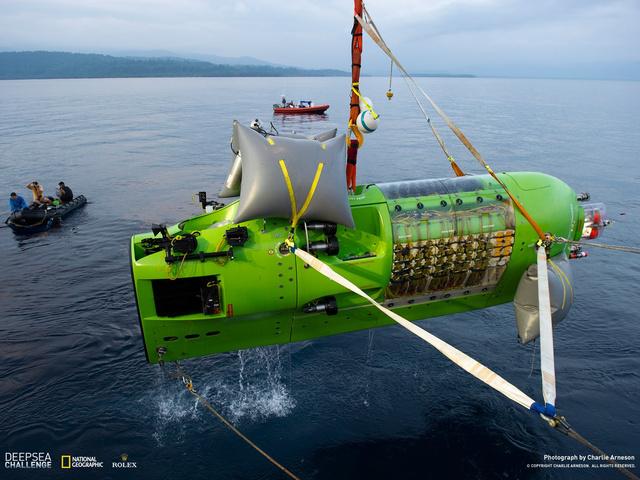 A Deepsea Challenger