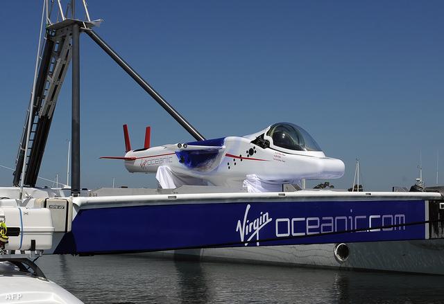 A Virgin Group tengeralattjárója