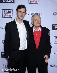 Marston és Hugh Hefner