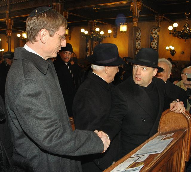 Gyurcsány Ferenc és Orbán Viktor