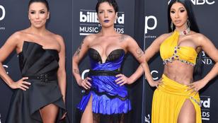 A Billboard gála újra bebizonyította, hogy nem minden előnyös, ami dekoltált