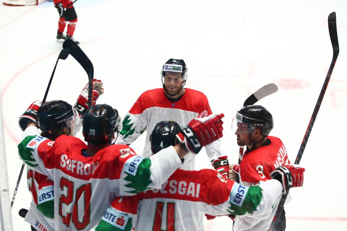A magyar válogatott megszerezte első győzelmét a kazahsztáni Divízió I/A világbajnokságon. A litvánok elleni 4-1-es sikerből Bartalis István 2+1-gyel vette ki a részét.