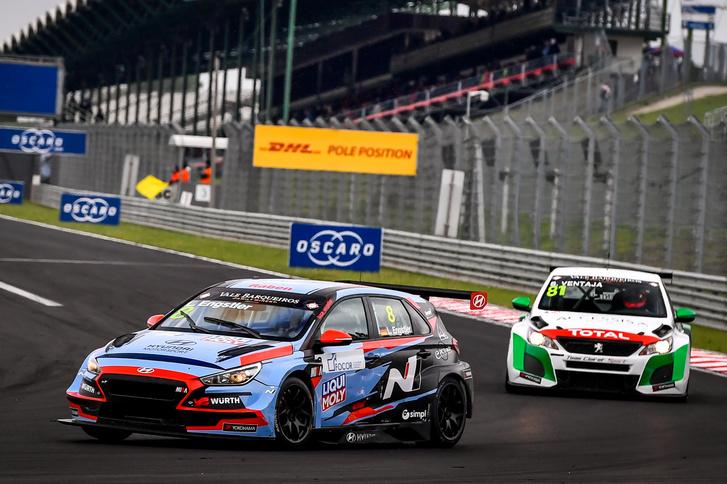 2019-2019 Hungaroring Race 2---2019 EUR Hungaroring R2, 8 Luca E