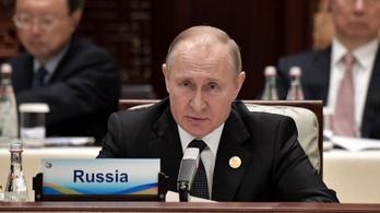 Putyin aláírta az orosz internet lekapcsolásáról szóló törvényt
