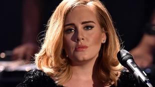 Adele most posztolt először, mióta bejelentette, hogy különválnak férjével