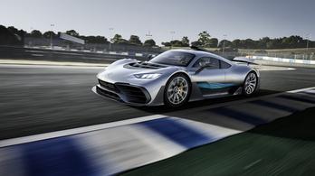 Késhet az AMG csúcsmodellje
