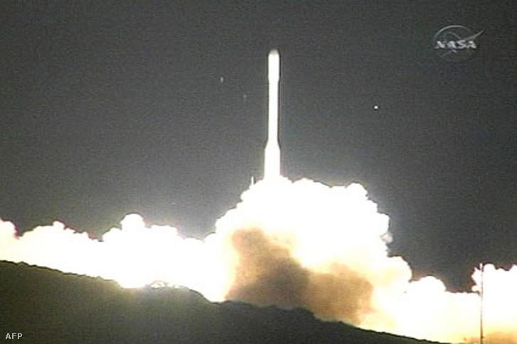 Az OCO műhold fellövése 2009-ben
