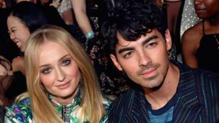 Sophie Turner és Joe Jonas titokban összeházasodott