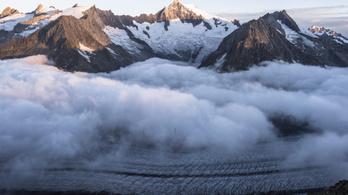 A világörökség gleccsereinek a fele eltűnhet a klímaváltozás miatt