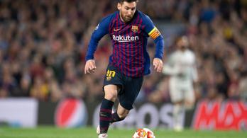 Nagyon máshonnan lőtte Messi a Pool elleni szabadrúgást, mint ahonnan járt