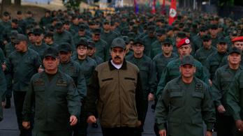 Trumpot is átvágták az újabb venezuelai rendszerváltással
