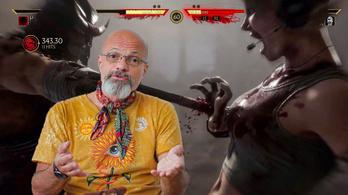 Zacher Gáborral elemeztük a Mortal Kombat legdurvább sérüléseit