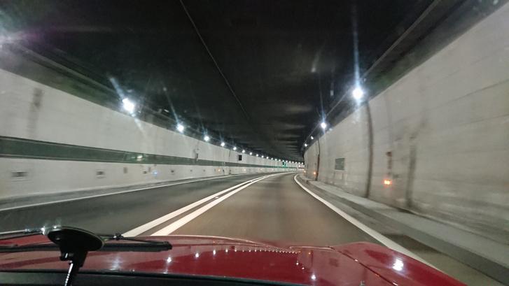 Ez egy drága alagút