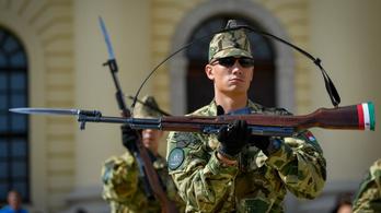 Megkezdődik a kézifegyverek sorozatgyártása Kiskunfélegyházán
