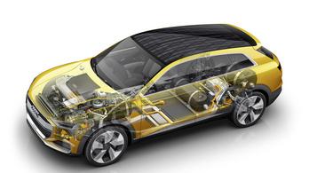 Mégis lesz hidrogén-hajtású Audi?