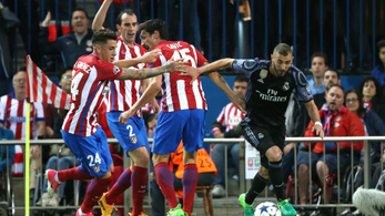 Benzema: Ronaldo a szorgalom nélkül, balhékkal