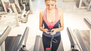 Te is hallgatsz zenét edzés közben? Nem biztos, hogy kéne!