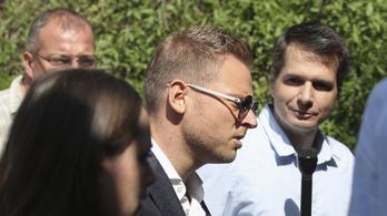 A Kúria szerint Tiborcz István nem közszereplő, nem kérdezhet tőle a sajtó az utcán