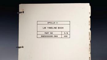 Akár ön is megveheti az első holdra szállás részletes kézikönyvét