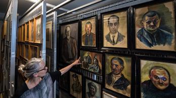 Az elmebetegek múzeuma földhöz veri a látogatót