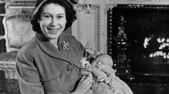 A brit királyi nők még 80 éve is egyházi méltóságok előtt szültek