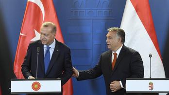 Ősszel újra Budapestre jön Erdoğan