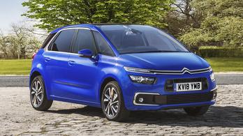 Búcsúzik a Citroën népszerű egyterűje