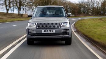 Megjött a Land Rover új sorhatosa