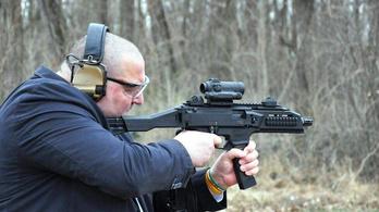Gépkarabéllyal lövöldözött Németh Szilárd