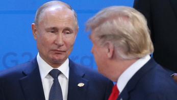 Trump és Putyin egy órán át beszélt telefonon