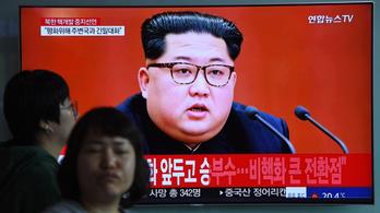 Rakétákat lőtt ki Észak-Korea