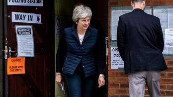 Helyi szinten megsemmisültek a brit konzervatívok