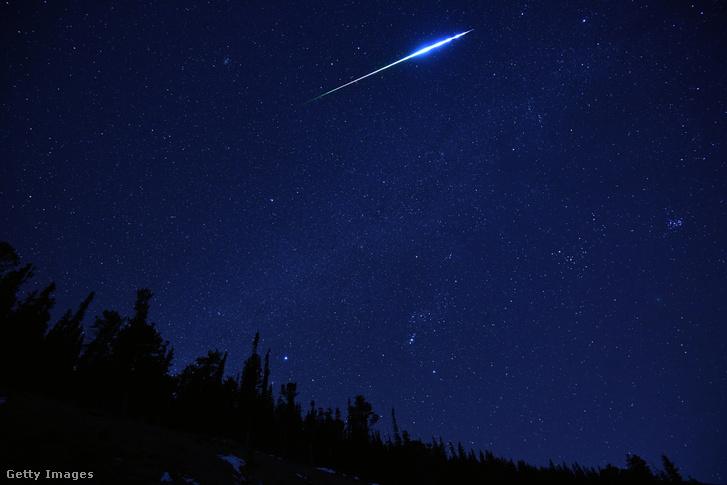 Greminidi meteorok 2018. december 14-én