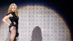 Madonna szerint nincs még egy olyan nő a földön, mint ő