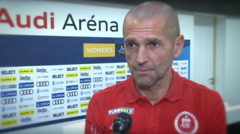 Danyi Gábor marad a Győr edzője