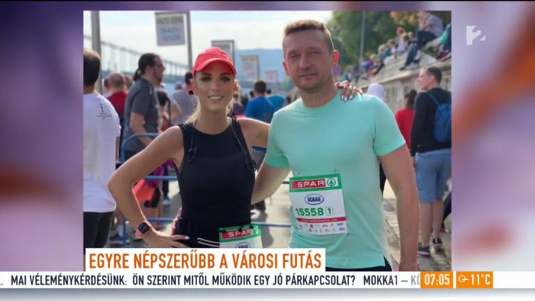 Nemzeti Futóversenyt rendez Rogán Cecília üzleti partnere