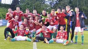 Álomszerű kezdés: Portugáliát vertük az U17-es Eb-n