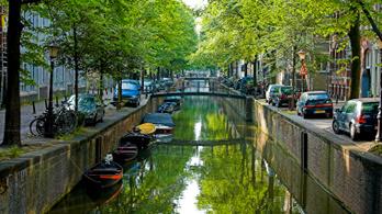 Amszterdam is beütemezte a benzines és dízelautók kitiltását